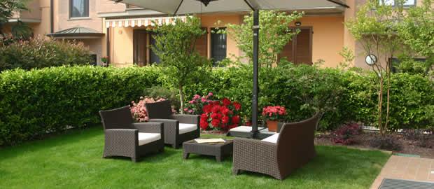 Realizzazione giardini for Realizzazione giardini pensili