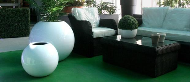 Vasi e fioriere - Vasi per interni design ...